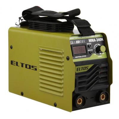 Сварочный инверторный полуавтомат ELTOS MMA-340К