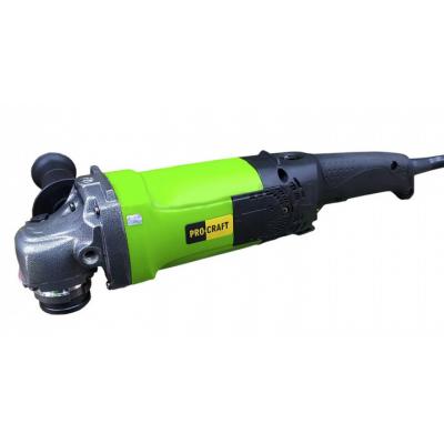 Углошлифовальная машинка PROCRAFT PW-2200ЕS 180 мм