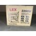 Рейсмус электрический LEX LXTP330