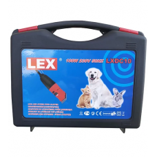 Машинка для стрижки тварин LEX LXDC10 100W