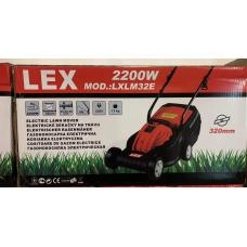 Газонокосилка LEX LXLM32E (2200Вт)