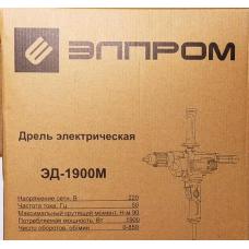 Дрель Элпром ЭД-1900М