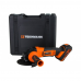 Шлифмашина угловая аккумуляторная Tekhmann TAG-125/i20 kit