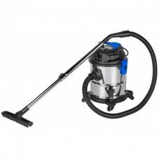 Пылесос промышленный для влажной и сухой уборки AL-FA ALVC25L