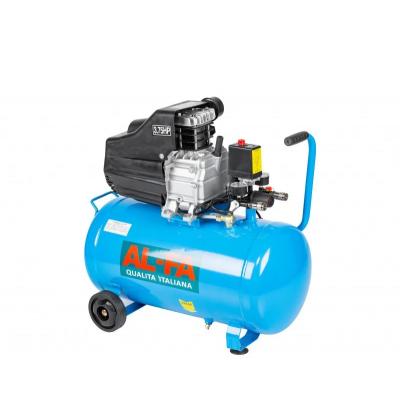 Компрессор AL-FA ALC-50 (50 литров)