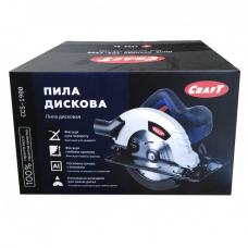 Пила дисковая Craft CCS-1900