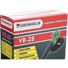 Пылесос-воздуходувка Grunhelm VB-28
