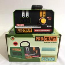Зарядное устройство Procraft PZ-20M
