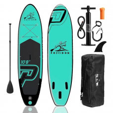 Доска (сап борд, доска Supserf Supboard) SUP board, SUP доска Poseidon SP-325-15S