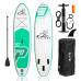 Доска (сап борд, доска Supserf Supboard) SUP board, SUP доска Poseidon SP-300-15S