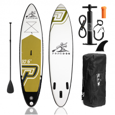 Доска (сап борд, доска Supserf Supboard) SUP board, SUP доска Poseidon SP-320-15S