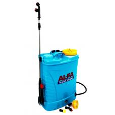 Опрыскиватель аккумуляторный ALFA 12Ah 12V (Li-ion батарея) 4кг