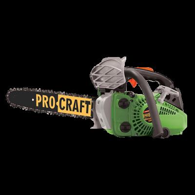 Бензопила Procraft K300S (30см шина, под одну руку)