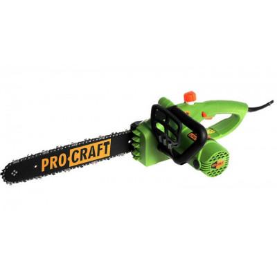 Цепная электропила PROCRAFT K 1800