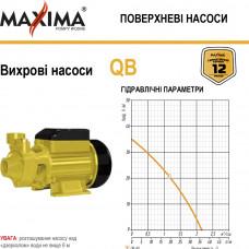 Центробежный насос Maxima QB 60