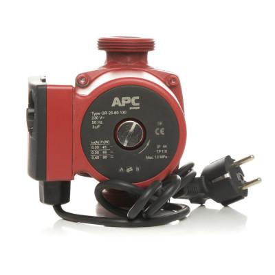 Насос циркуляционный APC GR 25-40-130 мм