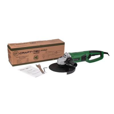 Болгарка Craft-tec PXAG-228A (2600 Вт, плавный пуск)