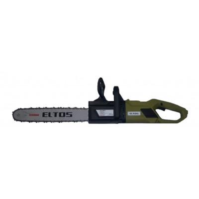 Электропила цепная Eltos ПЦ-2750 (безмасляная, 2 шины, 2 цепи)