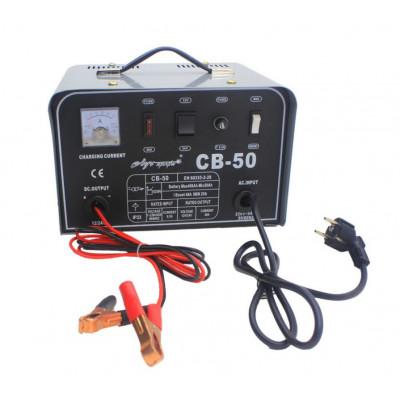 Пуско-зарядное устройство Луч Профи BC-50 (до 400Ah, 40A)