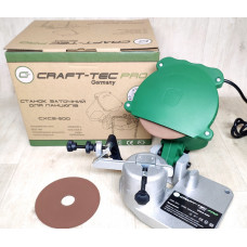 Машина для заточки цепей Craft-tec Pro CXCS-200 (2диска)