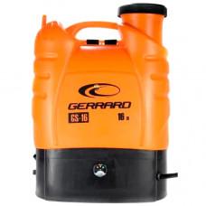 Опрыскиватель аккумуляторный Gerrard GS-16 (8ah/12v, 2-4bar)