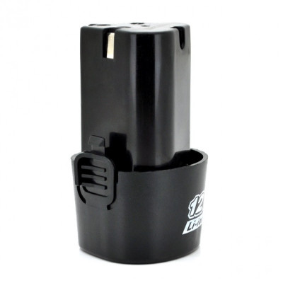 Аккумулятор для шуруповерта CRAFT-TEC, ЭЛПРОМ (12В Li-Ion, 2Ач)