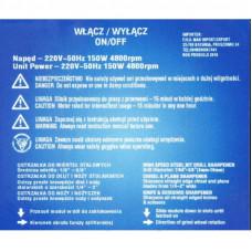 Машина заточная AL-FA AF2004 (для Сверл, Ножей, Стамесок, Ножниц)