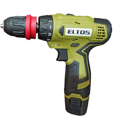 Шуруповёрт аккумуляторный ELTOS ДА-12M/DFR